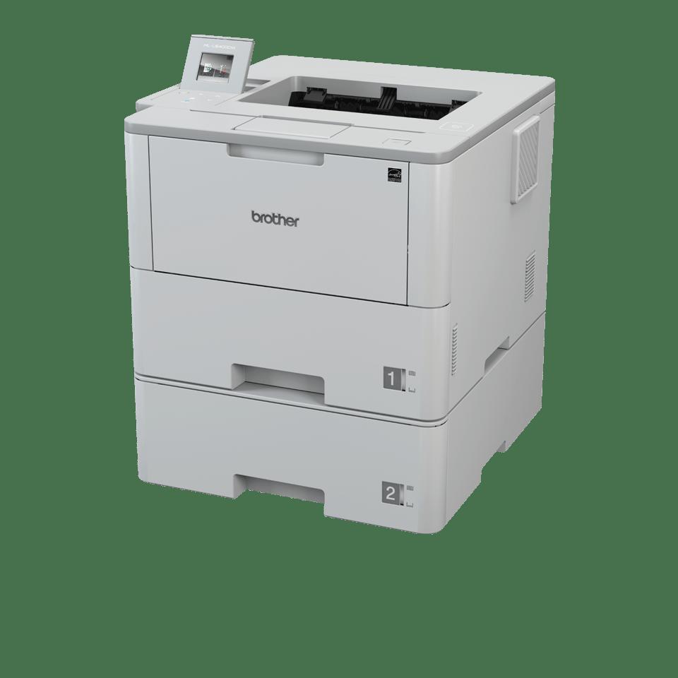 HL-L6400DWT Mono Laser Printer + WiFi 2