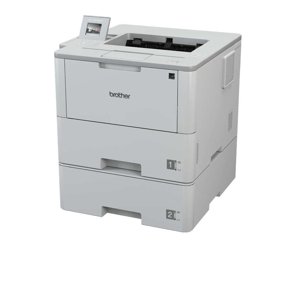 HL-L6400DWT Mono Laser Printer + WiFi