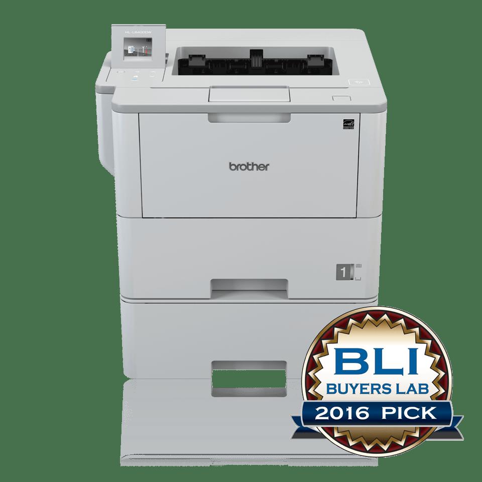HL-L6400DWT Mono Laser Printer + WiFi