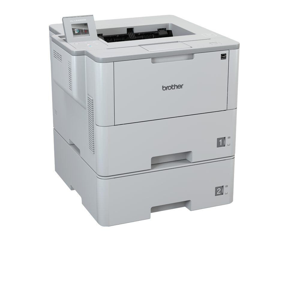 HL-L6400DWT Mono Laser Printer + WiFi 3