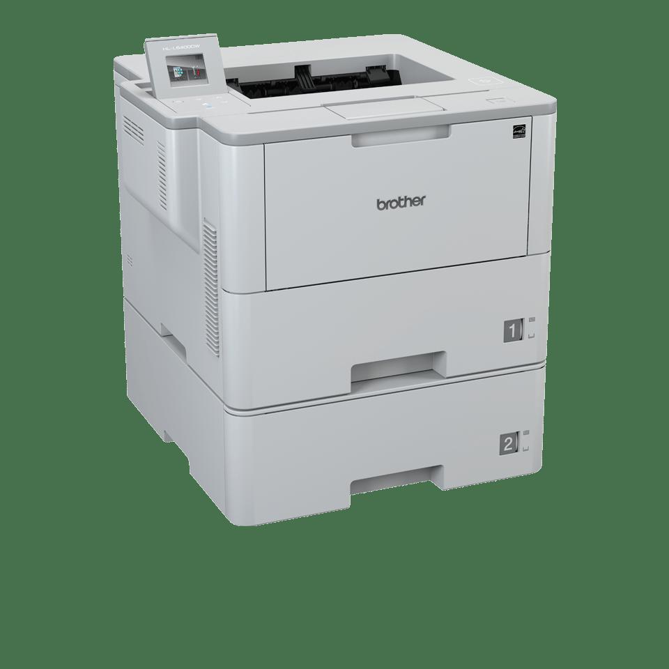 HL-L6400DWT Mono Laser Printer + WiFi 3