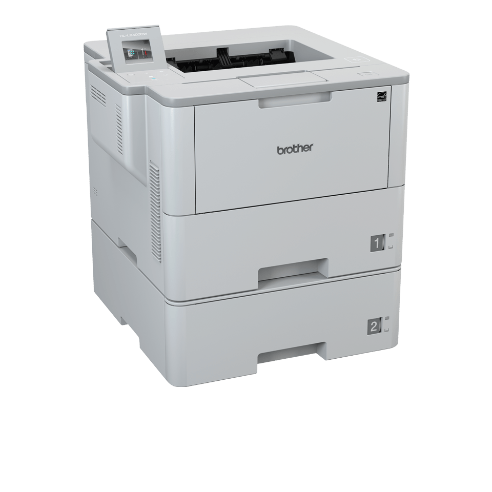 HL-L6400DWT Mono Laser Printer + WiFi 4