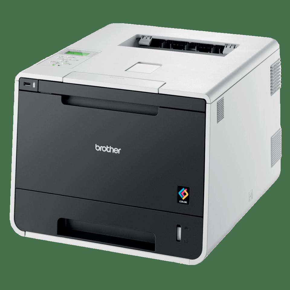 HL-L8250CDN Colour Laser Printer + Duplex, Network 2