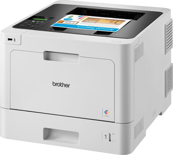 HL-L8260CDW Wireless Colour Laser Printer 2