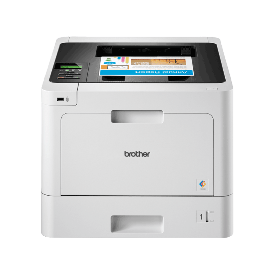 HL-L8260CDW Wireless Colour Laser Printer 1