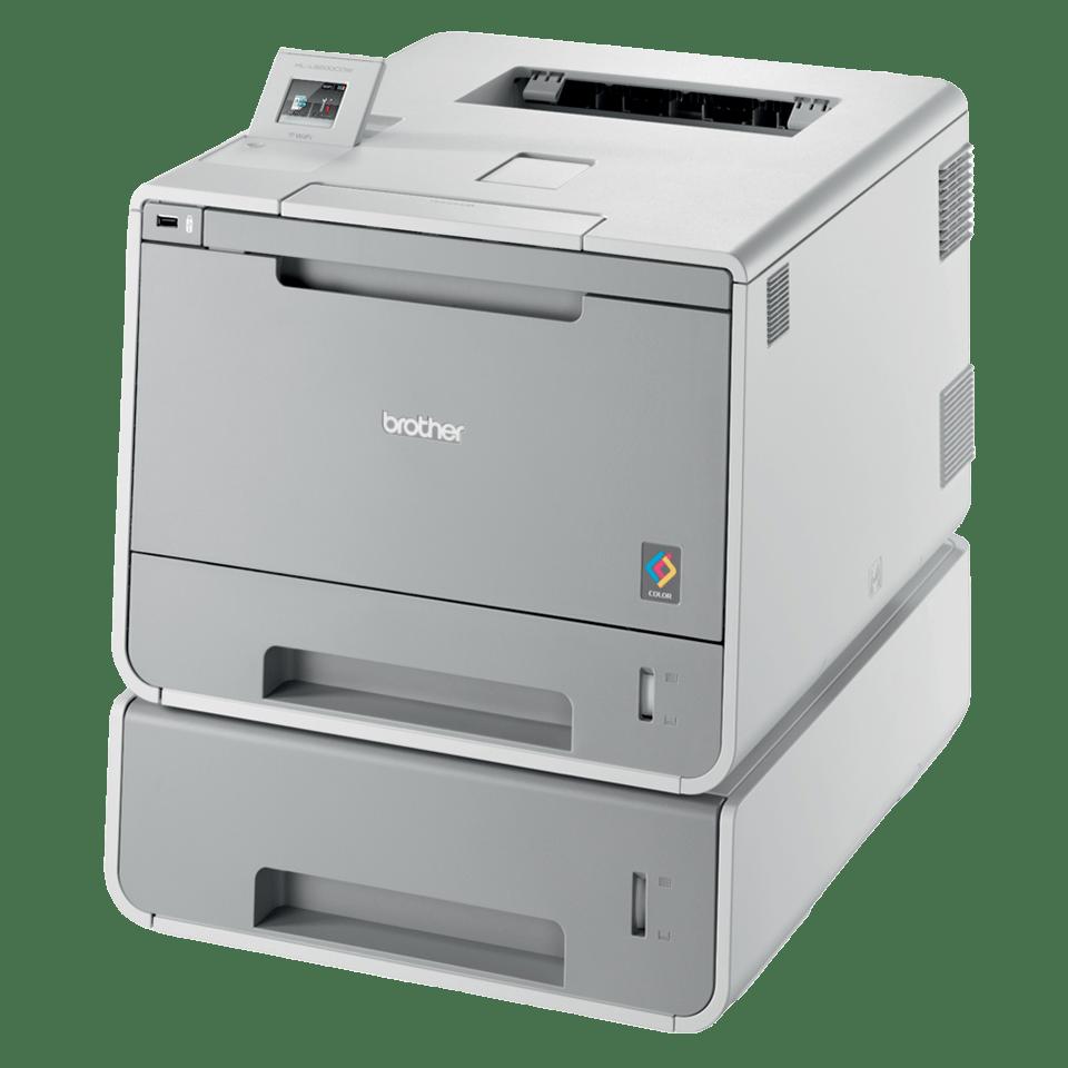 HL-L9200CDWT Colour Laser Printer + Duplex, Tray, Wireless 2