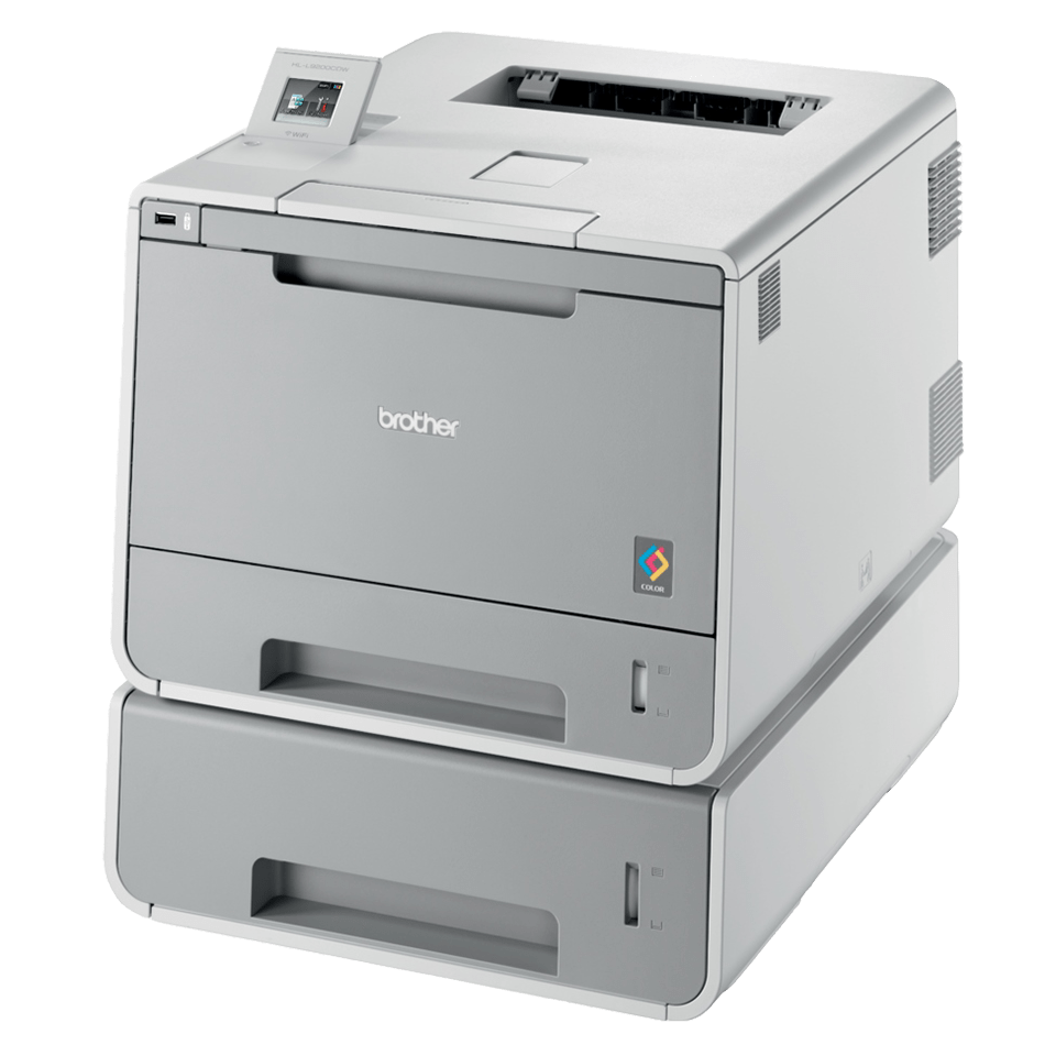 HL-L9200CDWT Colour Laser Printer + Duplex, Tray, Wireless 2