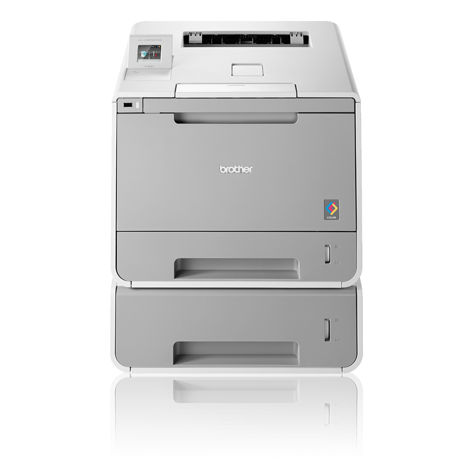 HL-L9200CDWT Colour Laser Printer + Duplex, Tray, Wireless