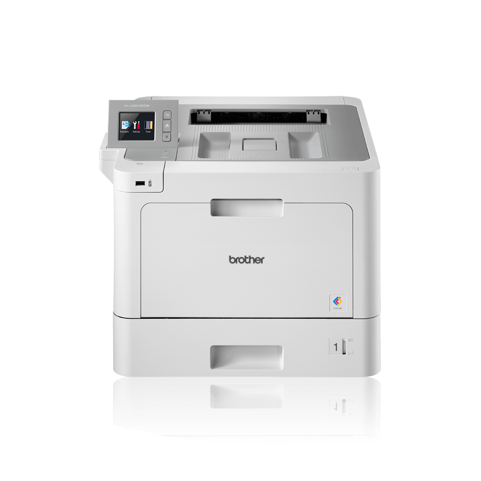 HLL9310CDW professional colour printer for businesses with BLI and IF design 2018 award