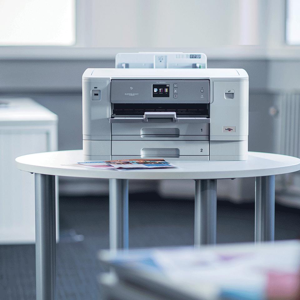 HL-J6000DW Colour Wireless A3 Inkjet Printer 4