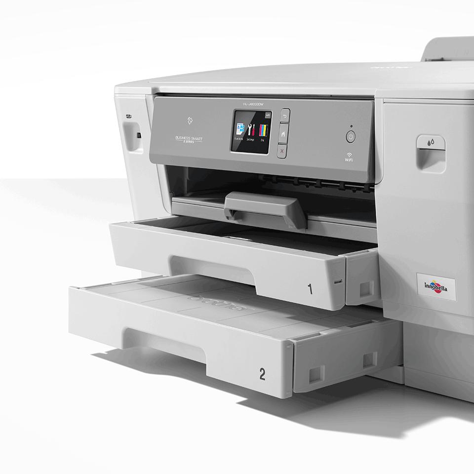 HL-J6000DW Colour Wireless A3 Inkjet Printer 6