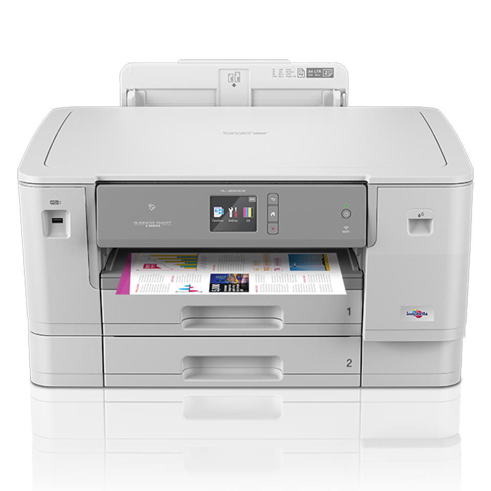 HLJ6000DW inkjet printer