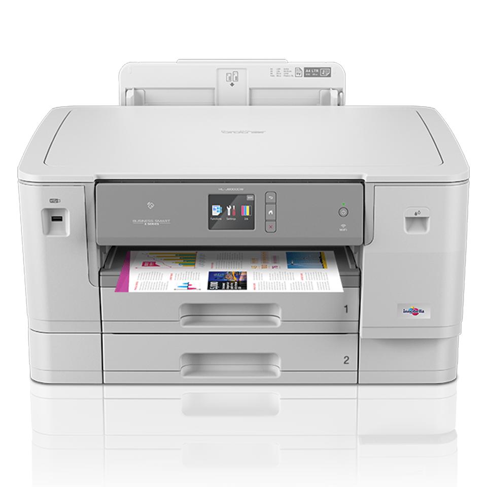 HL-J6000DW Colour Wireless A3 Inkjet Printer