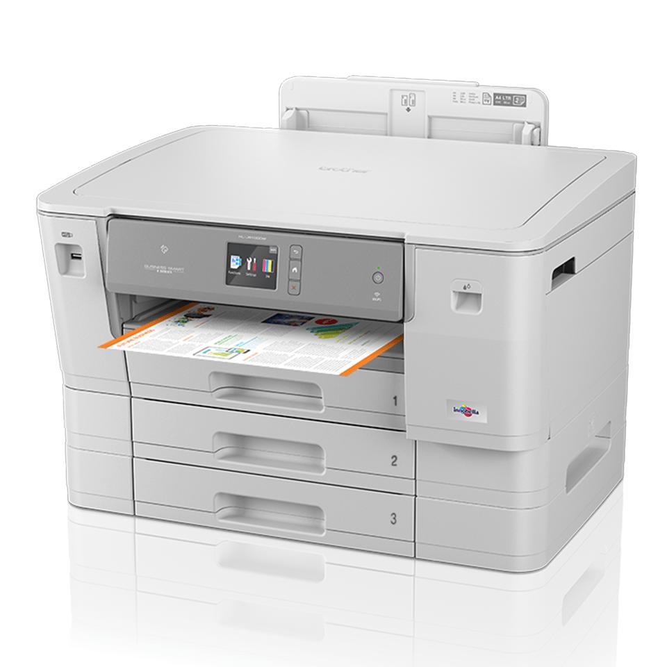 HL-J6100DW Colour Wireless A3 Inkjet Printer 2