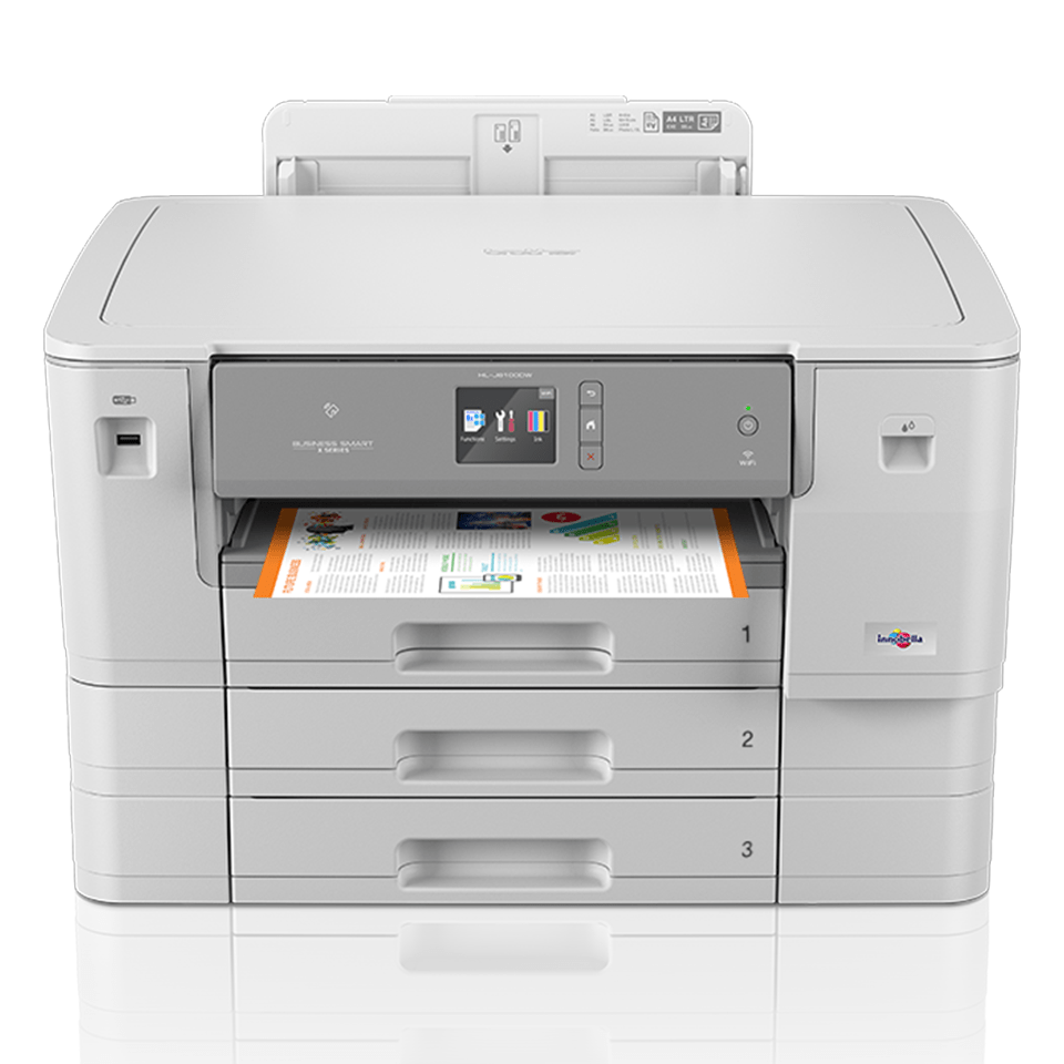 HLJ6100DW business inkjet