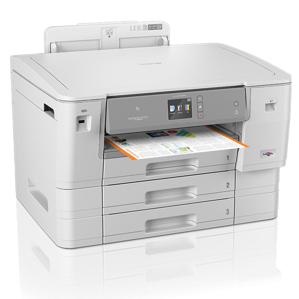 HL-J6100DW Colour Wireless A3 Inkjet Printer 3