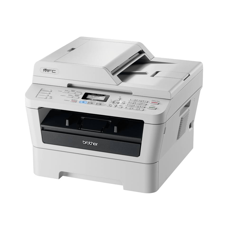 MFC-7360N Mono Laser All-in-One + Fax, Network 0