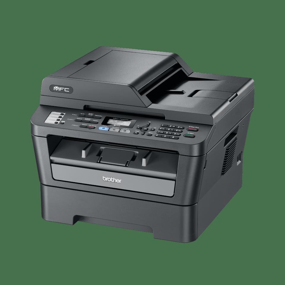 MFC-7460DN Mono Laser All-in-One + Duplex, Fax, Network