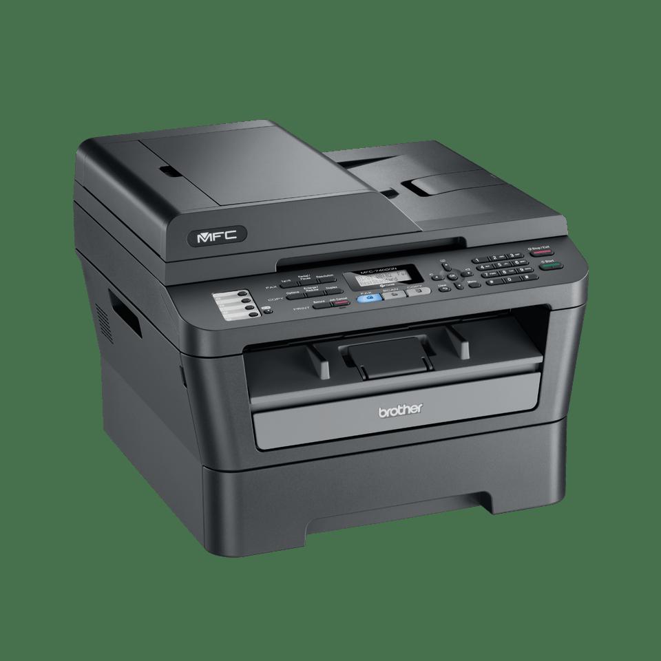 MFC-7460DN Mono Laser All-in-One + Duplex, Fax, Network 3