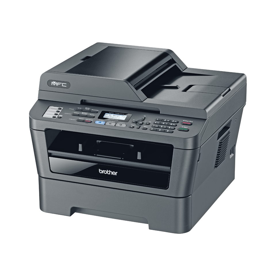 MFC-7860DW Mono Laser All-in-One + Duplex, Fax, Network, Wireless 0