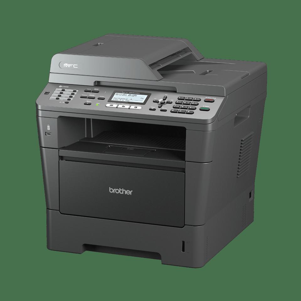 MFC-8510DN High-Speed Mono Laser All-in-One + Duplex, Fax, Network