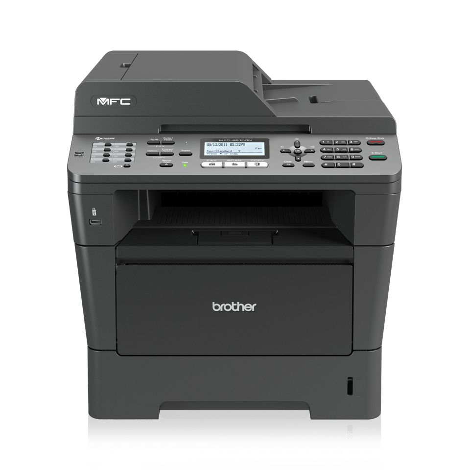 MFC-8510DN High-Speed Mono Laser All-in-One + Duplex, Fax, Network