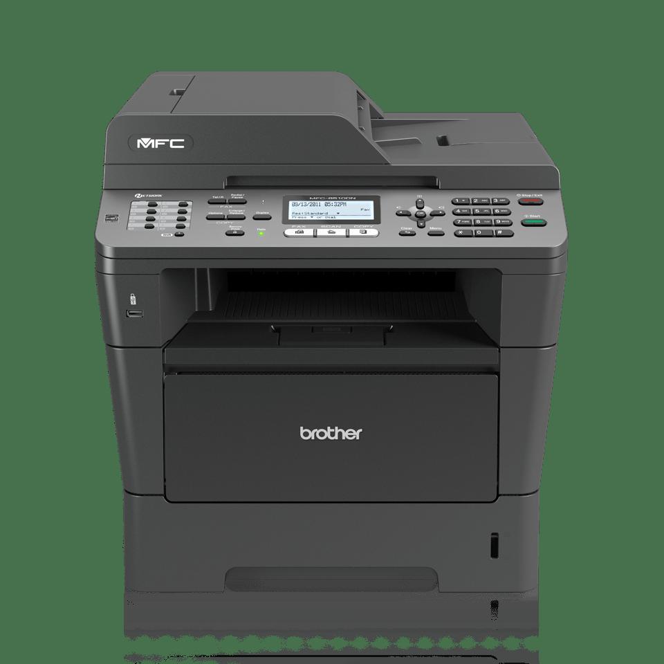 MFC-8510DN High-Speed Mono Laser All-in-One + Duplex, Fax, Network 1
