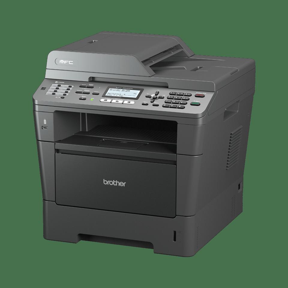 MFC-8520DN High-Speed Mono Laser All-in-One + Duplex, Fax, Network
