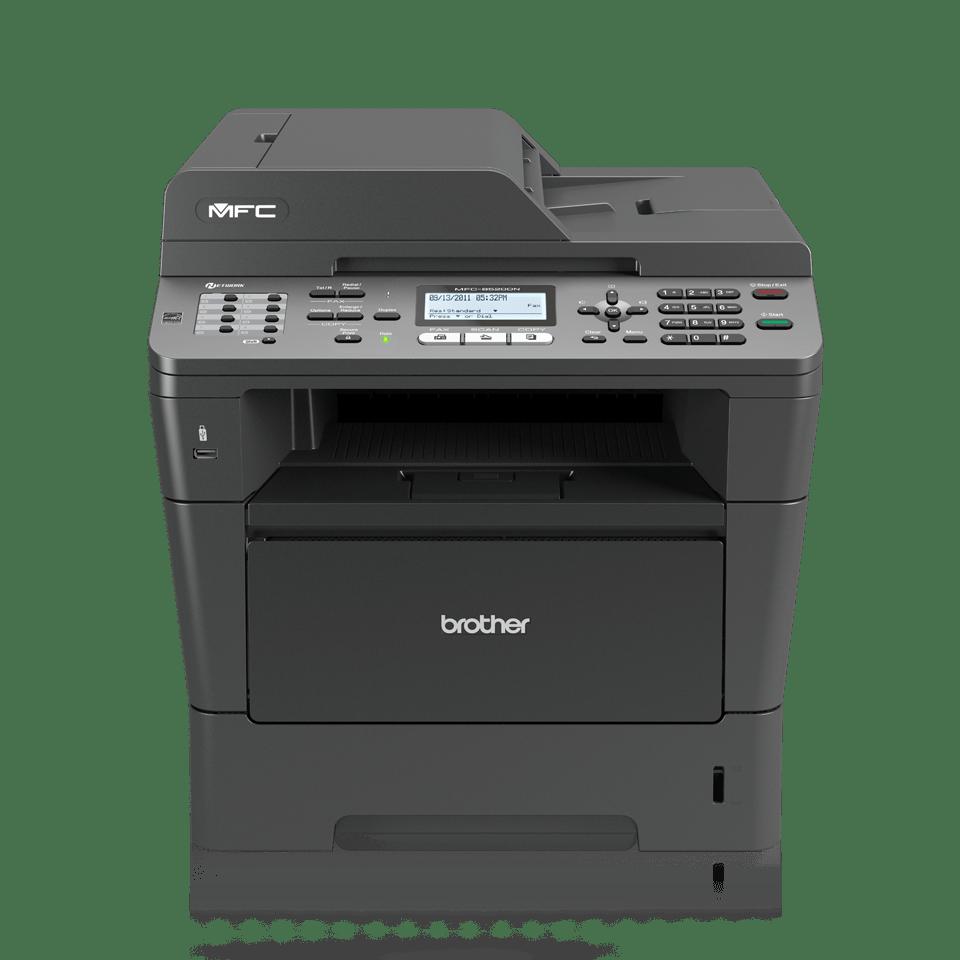 MFC-8520DN High-Speed Mono Laser All-in-One + Duplex, Fax, Network 2
