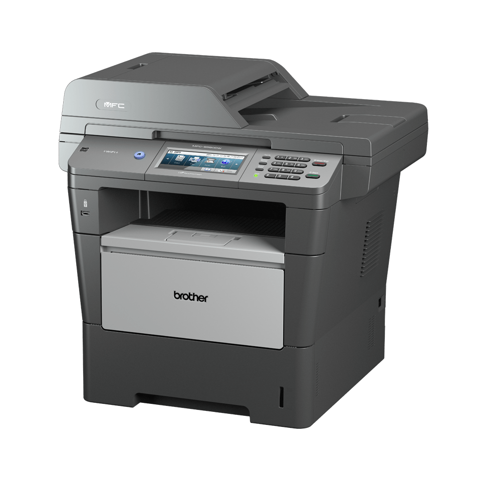 MFC-8950DW High-Speed Mono All-in-One + Duplex, Fax, Network 0