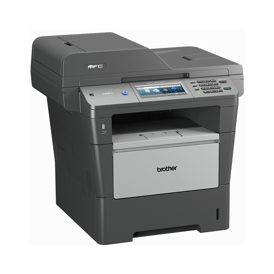 MFC-8950DW High-Speed Mono All-in-One + Duplex, Fax, Network 3