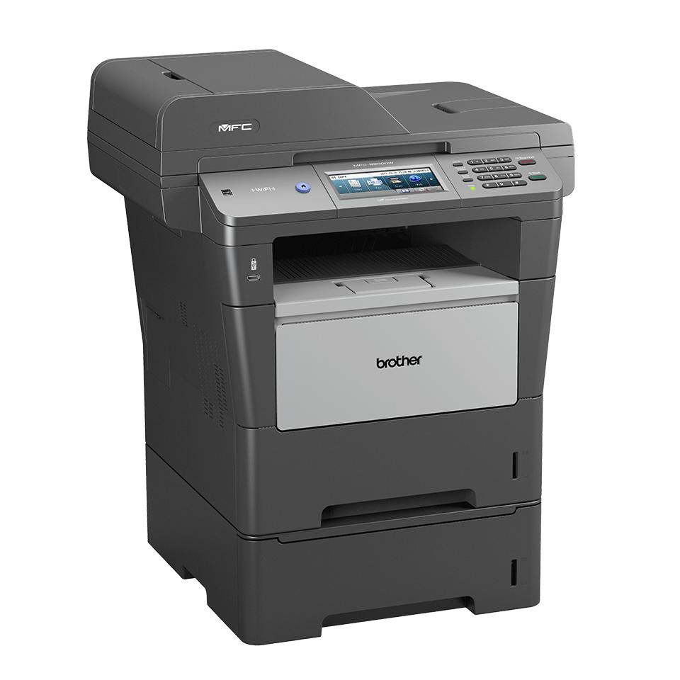 MFC-8950DWT High-Speed All-in-One + Duplex, Fax, Network, Tray, Wireless 2