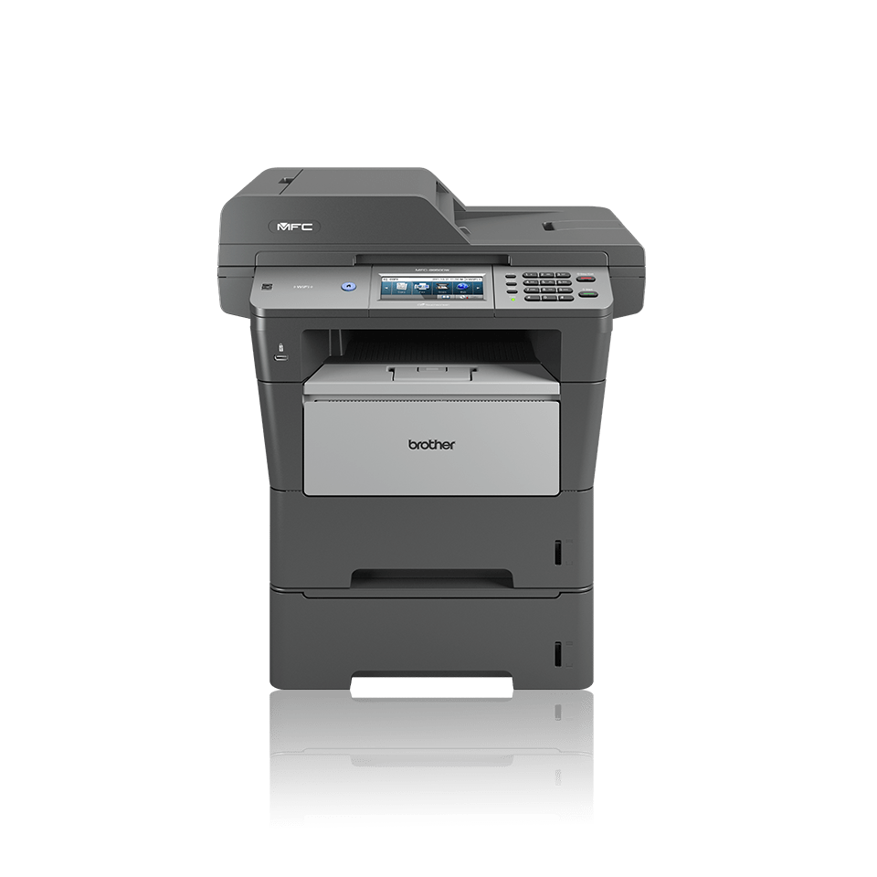 MFC-8950DWT High-Speed All-in-One + Duplex, Fax, Network, Tray, Wireless 3