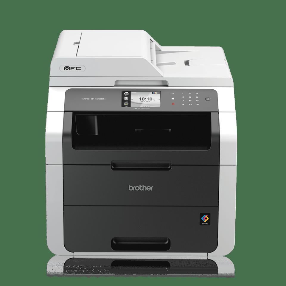 MFC-9140CDN Colour Laser All-in-One + Duplex, Fax, Network 2