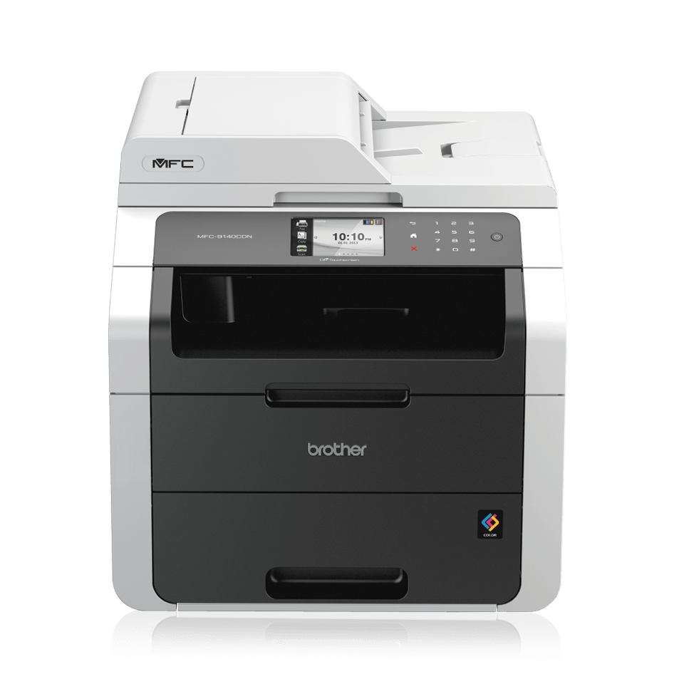 MFC-9140CDN Colour Laser All-in-One + Duplex, Fax, Network 2