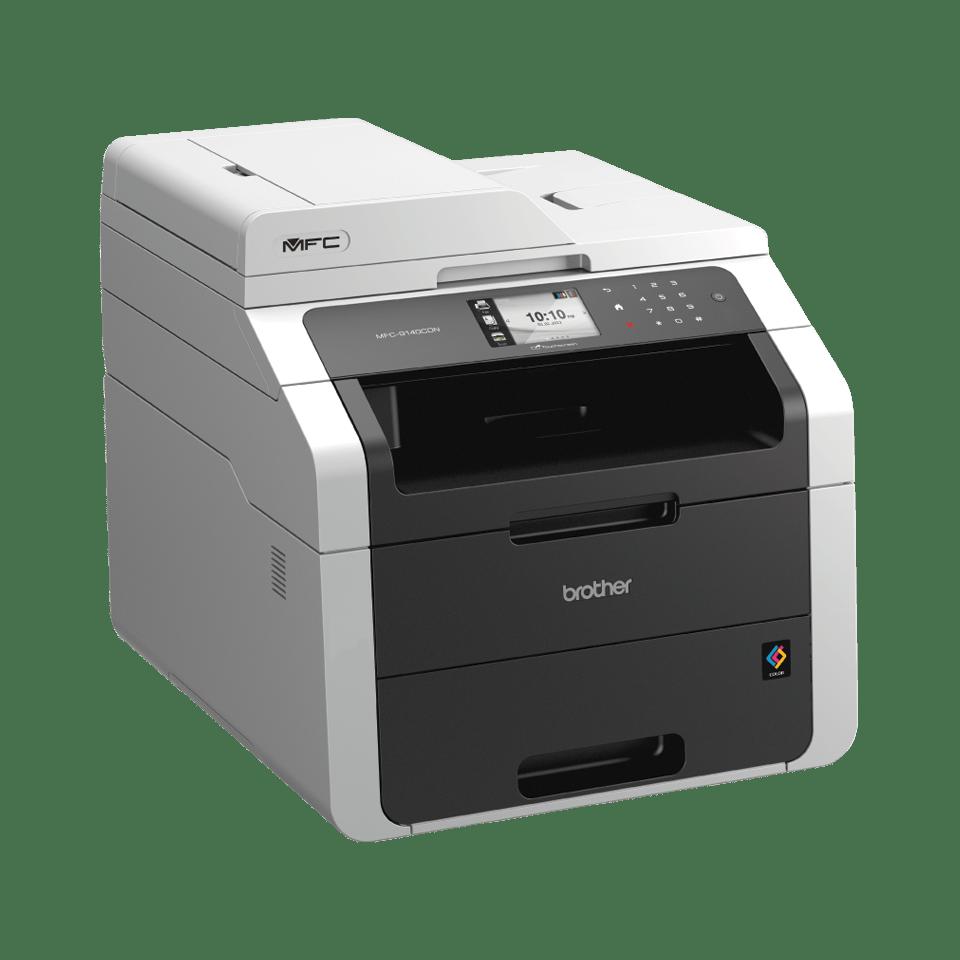MFC-9140CDN Colour Laser All-in-One + Duplex, Fax, Network 3