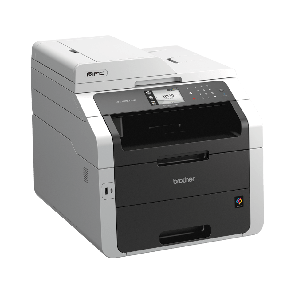 MFC-9330CDW Colour Laser All-in-One + Duplex, Fax, Network, Wi-Fi 3