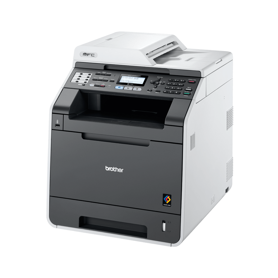 MFC-9460CDN Colour Laser All-in-One + Duplex, Fax, Network