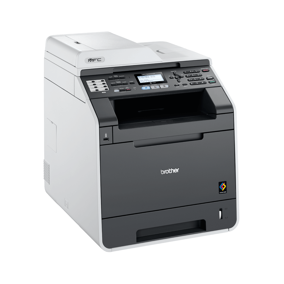 MFC-9460CDN Colour Laser All-in-One + Duplex, Fax, Network 3