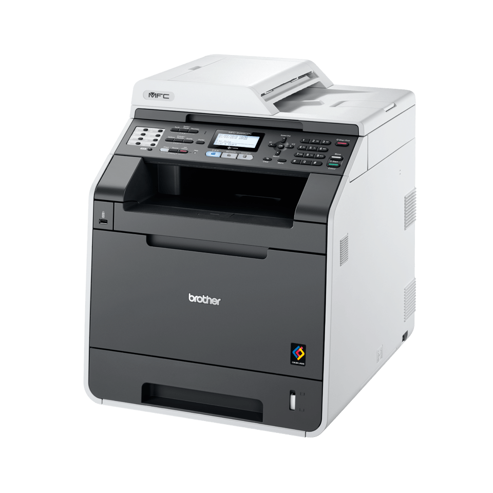 MFC-9465CDN Colour Laser All-in-One + Duplex, Fax, Network