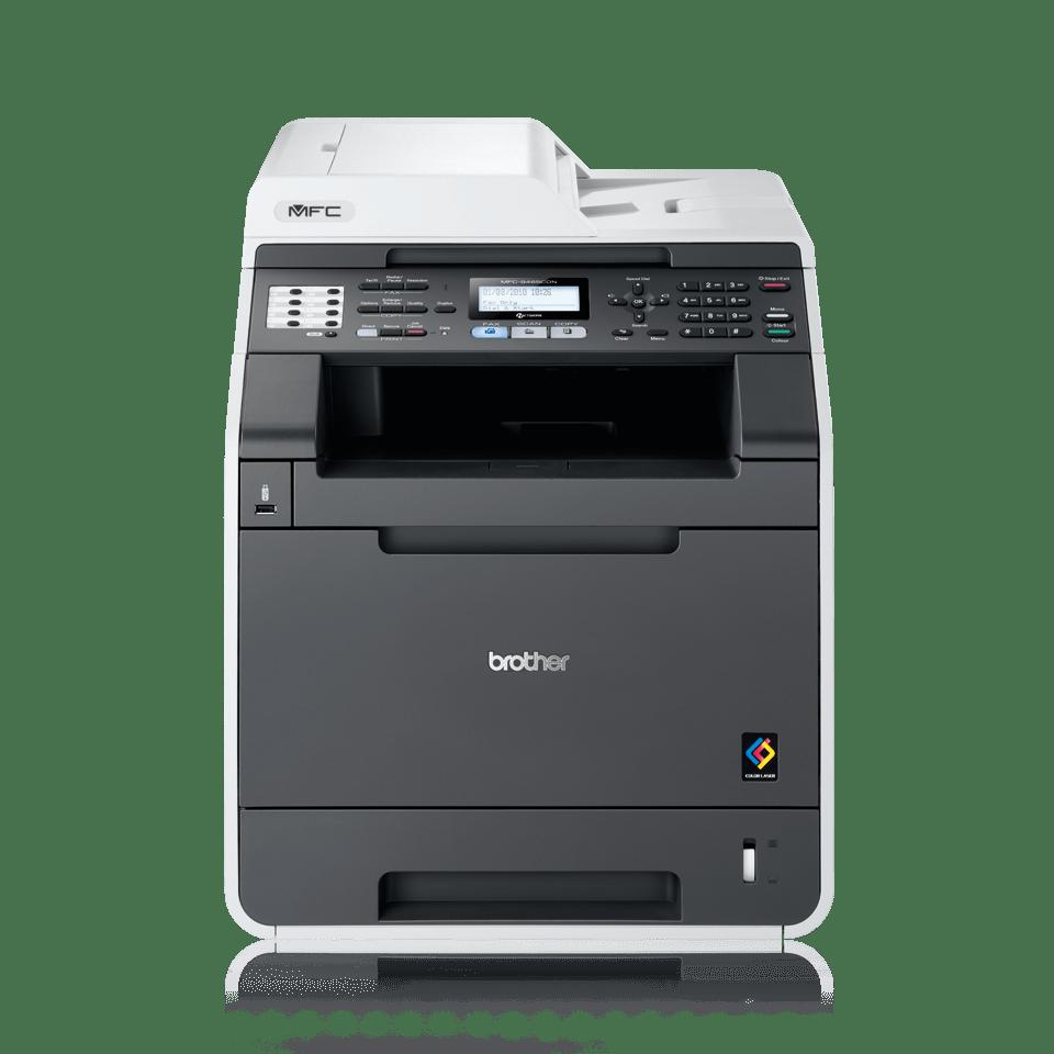 MFC-9465CDN Colour Laser All-in-One + Duplex, Fax, Network 2