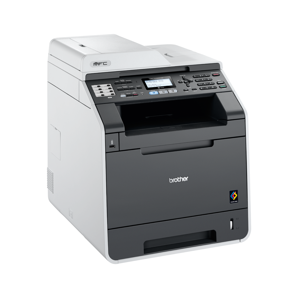 MFC-9465CDN Colour Laser All-in-One + Duplex, Fax, Network 3