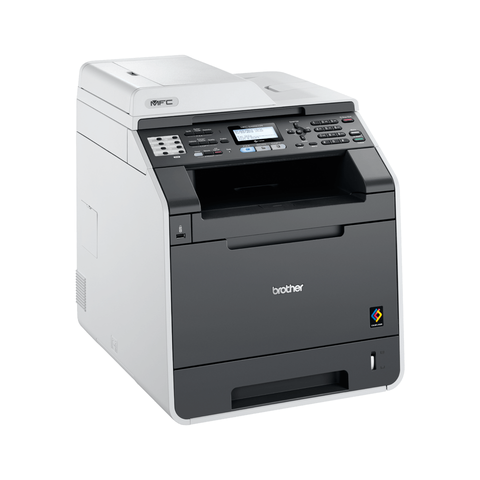MFC-9465CDN Colour Laser All-in-One + Duplex, Fax, Network 3