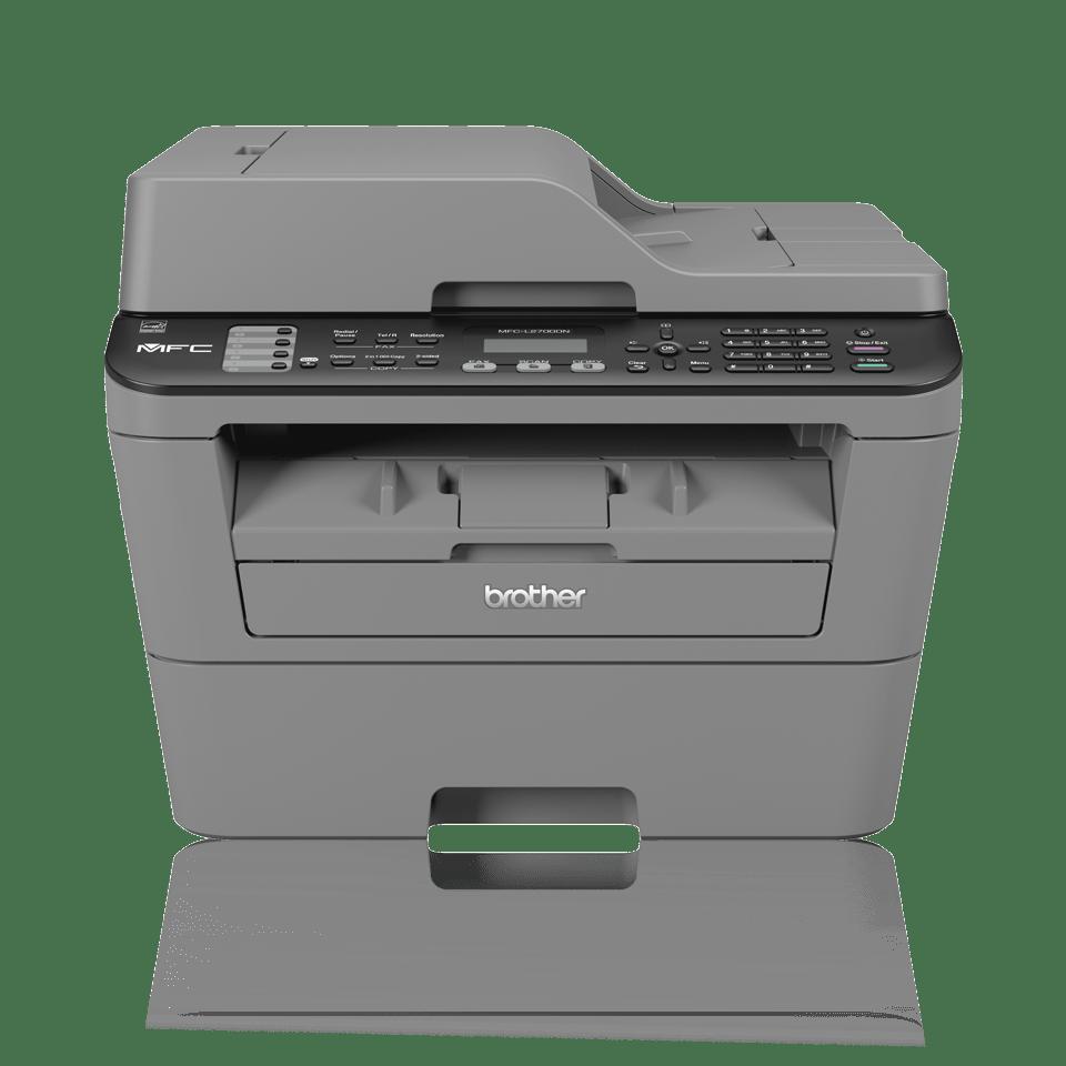 MFC-L2700DN All-in-one Mono Laser Printer 2