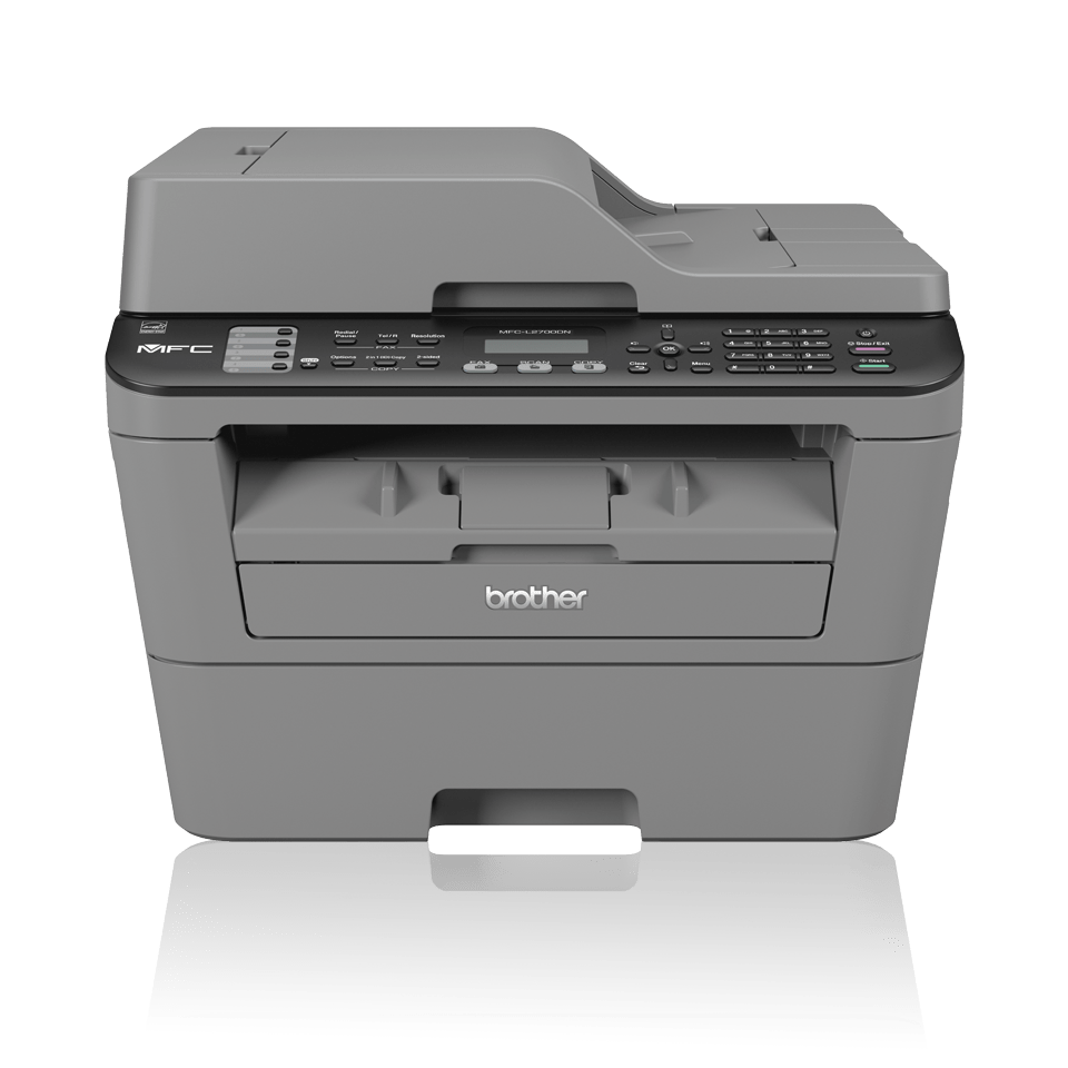 MFC-L2700DN All-in-one Mono Laser Printer 2