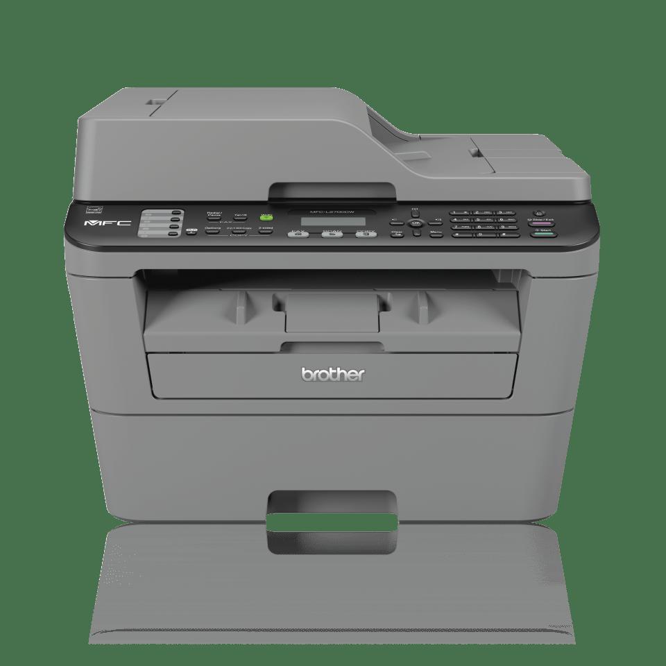 MFC-L2700DW Mono Laser All-In-One Printer + Wifi