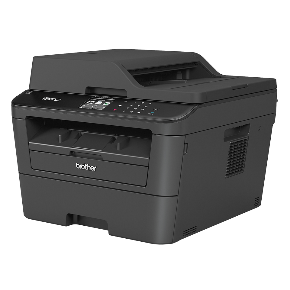 MFC-L2720DW Wireless Mono Laser Printer  0