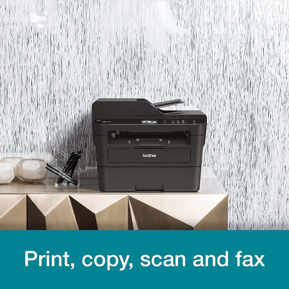 MFC-L2730DW Wireless 4-in-1 Mono Laser Printer  4