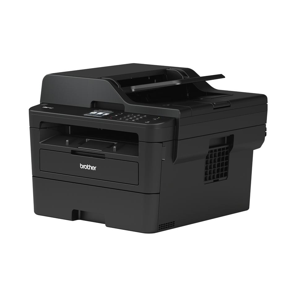 MFC-L2730DW Wireless 4-in-1 Mono Laser Printer  2