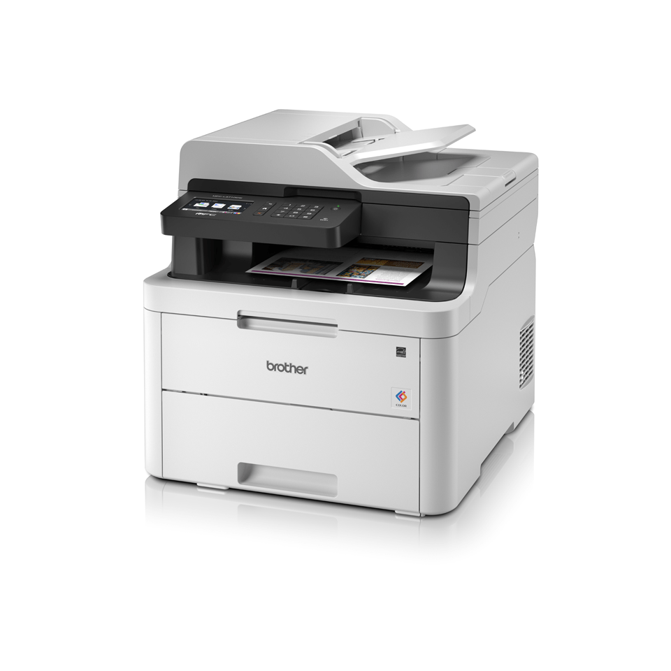 MFC-L3710CW 4-in-1 wireless colour LED laser printer 2